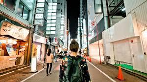 Road, Japan