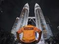 Malaysian security at Petronas Twin Towers in Kuala Lumpur.