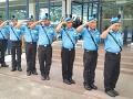Security Guard, Malaysia.